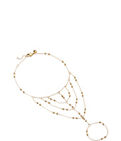 Rebecca Minkoff - Multi Beaded Footchain