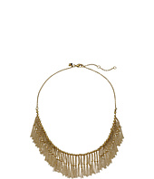 Rebecca Minkoff - Beaded Fringe Collar Neck Necklace