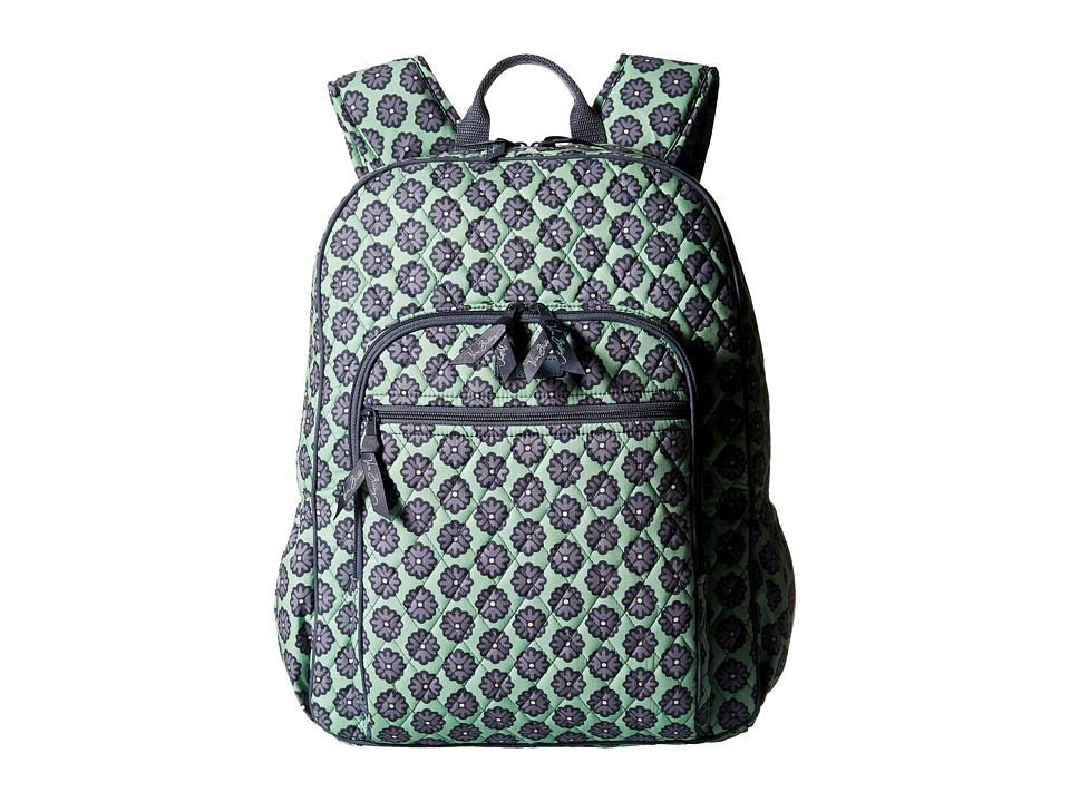 Vera Bradley - Campus Backpack (Nomadic Blossoms) Backpack Bags