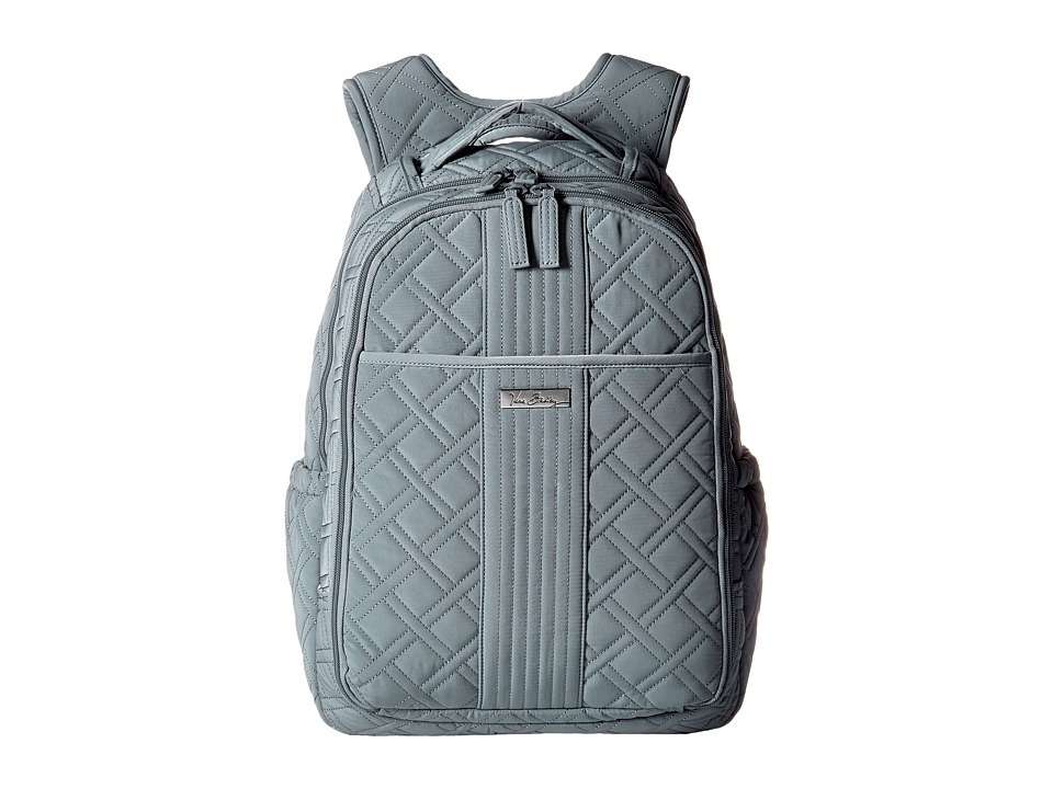 Vera Bradley - Backpack Baby Bag (Charcoal) Backpack Bags