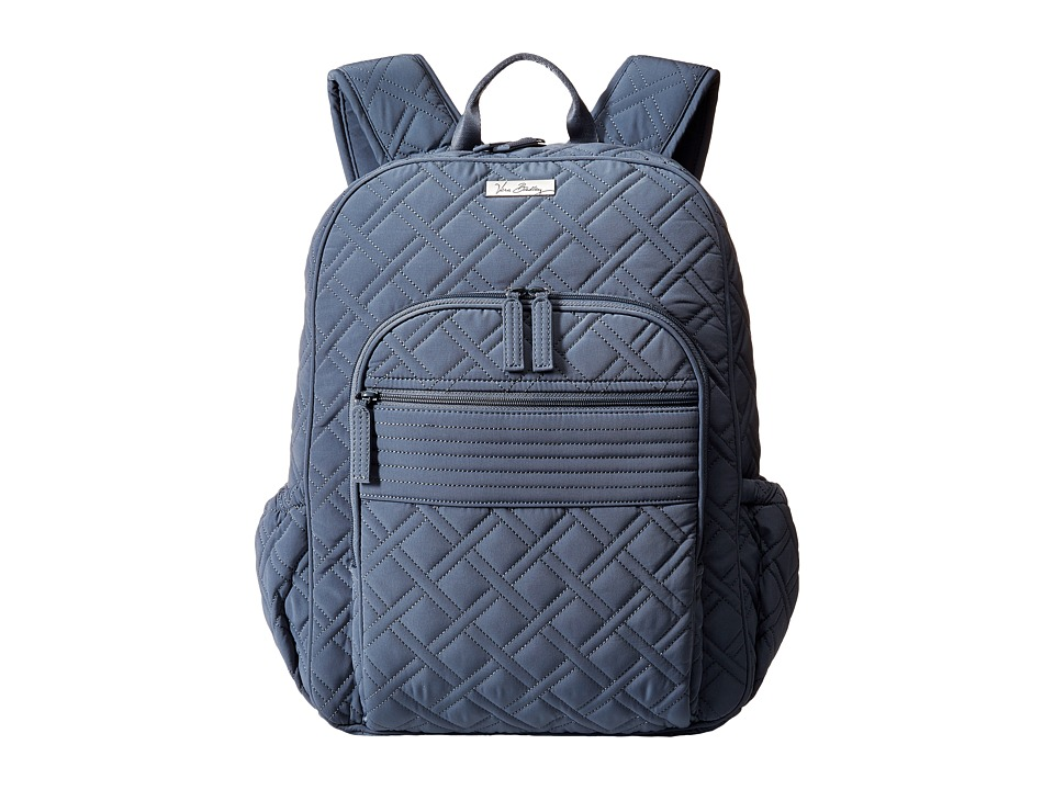 Vera Bradley Campus Backpack Charcoal Backpack Bags