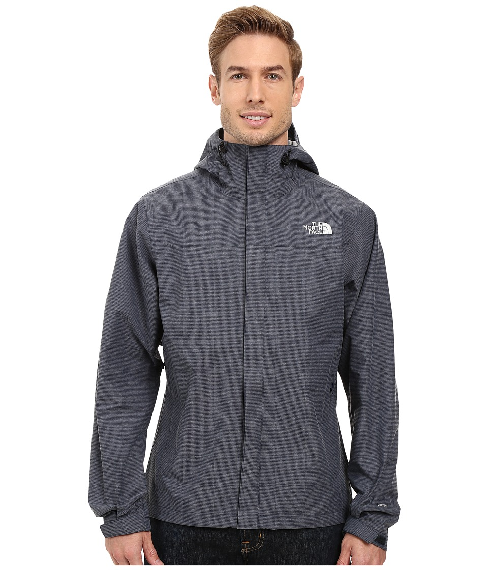 The North Face Venture Jacket (Outer Space Blue Heather) Men
