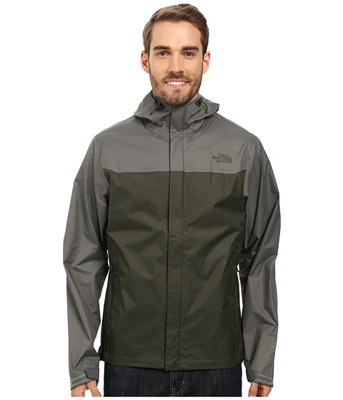 The North Face Venture Jacket - Climbing Ivy Green/Fusebox Grey