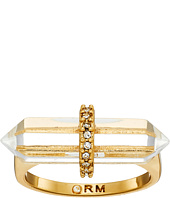 Rebecca Minkoff - Raw Crystal Ring