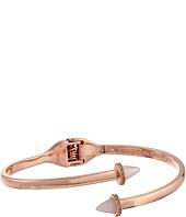 Rebecca Minkoff - Acorn Crystal Hinge Bracelet