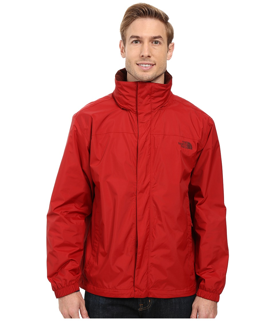 The North Face Resolve Jacket (Cardinal Red) Men
