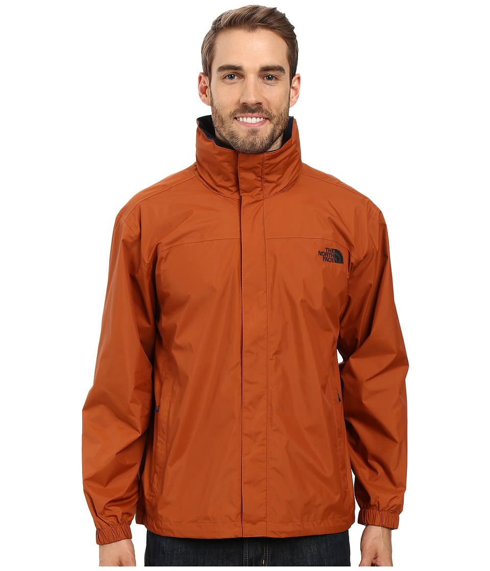 The North Face Resolve Jacket (Gingerbread Brown) Men