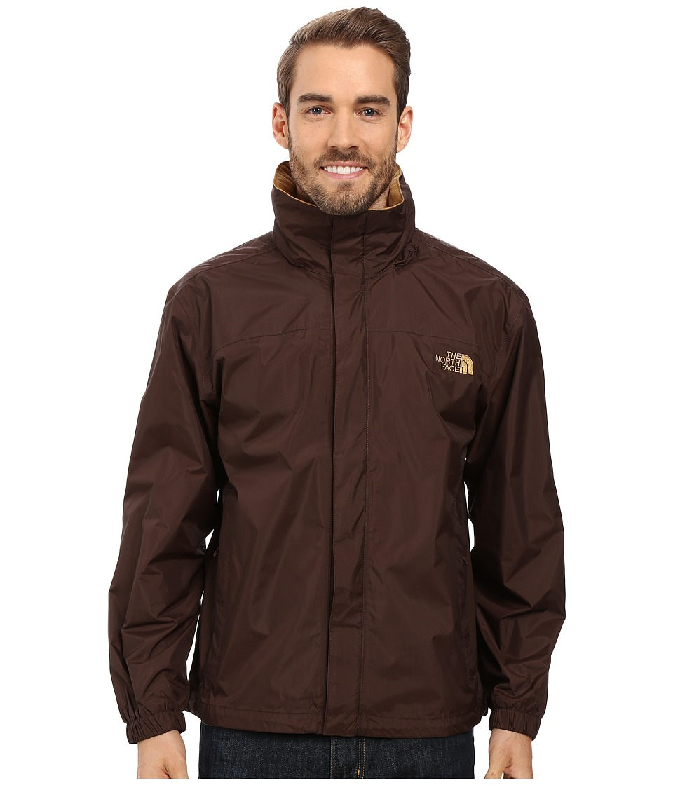 The North Face Resolve Jacket (Coffee Bean Brown) Men