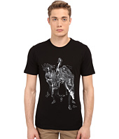 The Kooples - Cotton Printed Jersey Tee