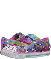 SKECHERS KIDS - Chit Chat 10633L Lights (Little Kid/Big Kid)