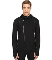 The Kooples - Sport Polyester & Spandex Jersey Jacket
