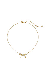 Rebecca Minkoff - Bead/Bar Pendant Necklace