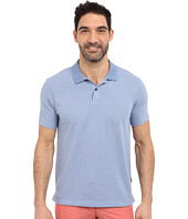 Perry Ellis - Two-Button Jacquard Polo