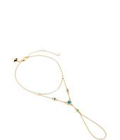 Rebecca Minkoff - Pave Gem Handchain Bracelet