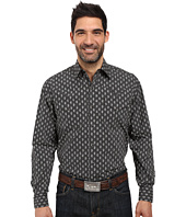 Stetson - Paisley Dot Long Sleeve Woven Snap Shirt