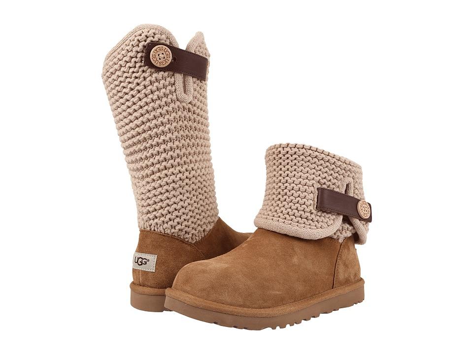 Ugg Shaina (Chestnut) Women's Boots