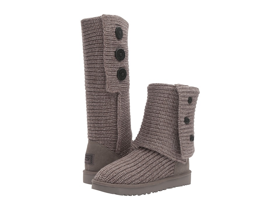 UGG Classic Cardy (Grey 2) Women's Boots