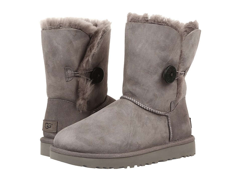 UGG Bailey Button II (Grey) Women