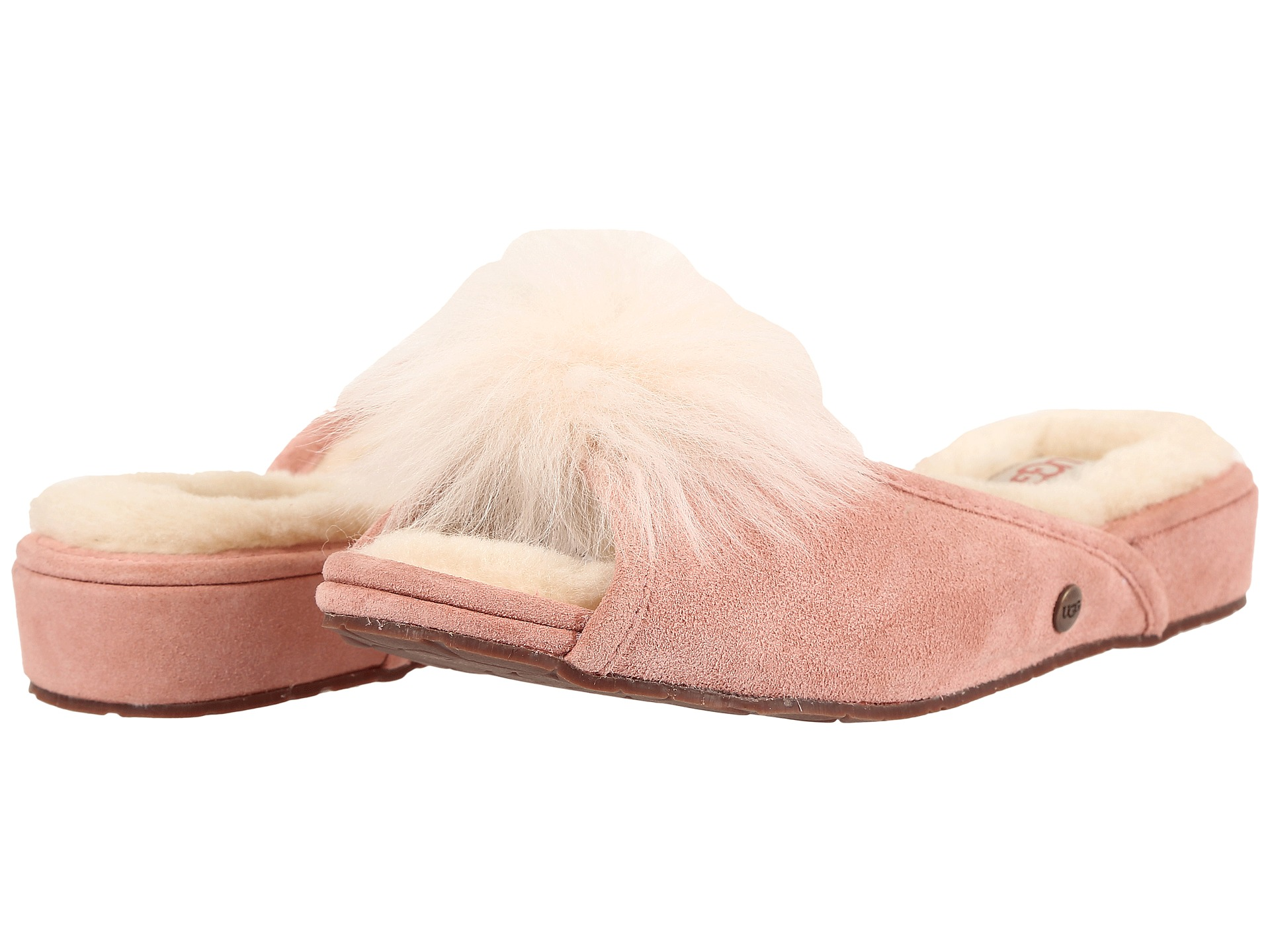 pink ugg slippers uk