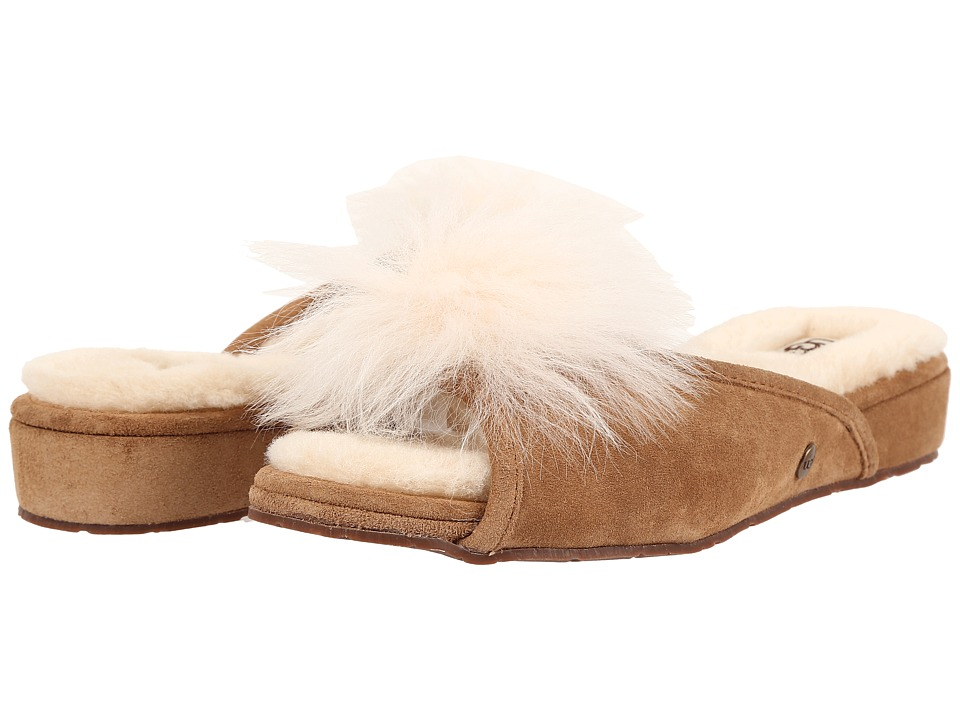 UGG Yvett (Chestnut) Women