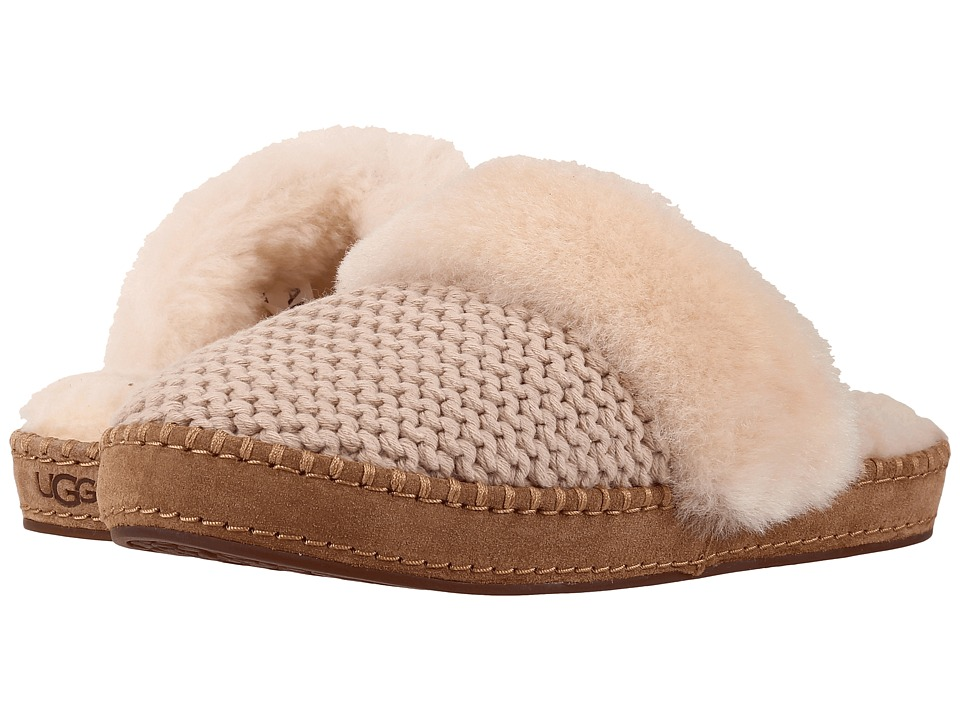 UGG - Aria Knit (Cream) Women