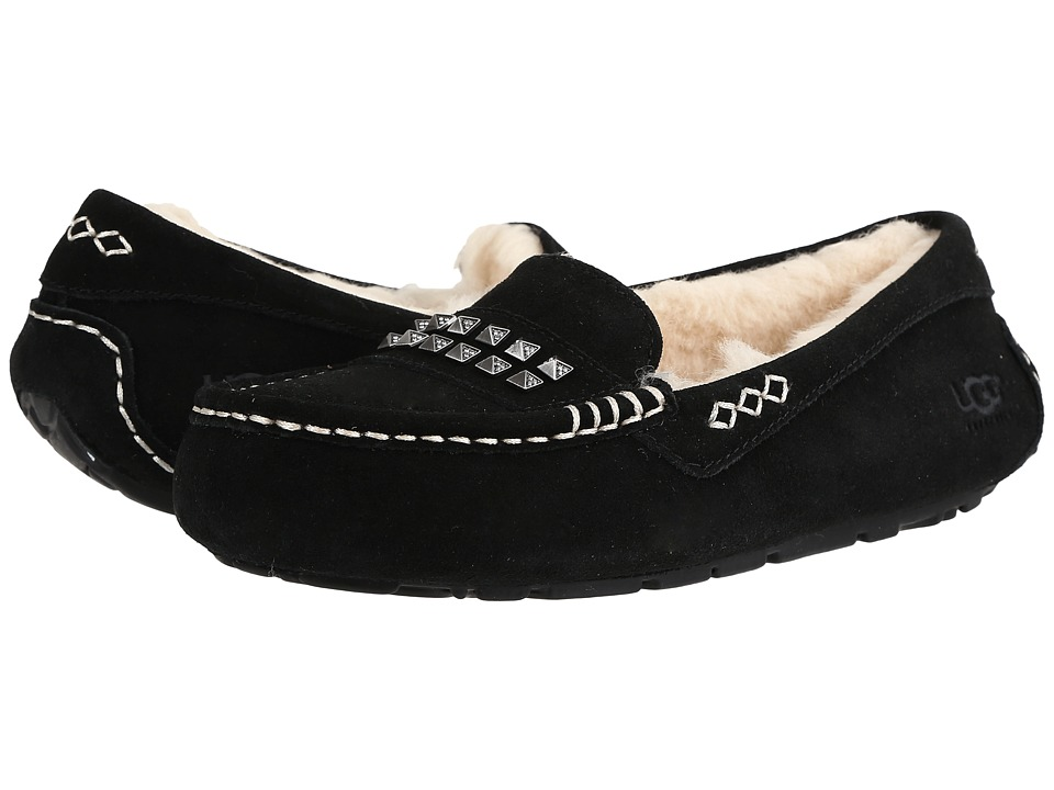 UGG - Ansley Deco Studs (Black) Women