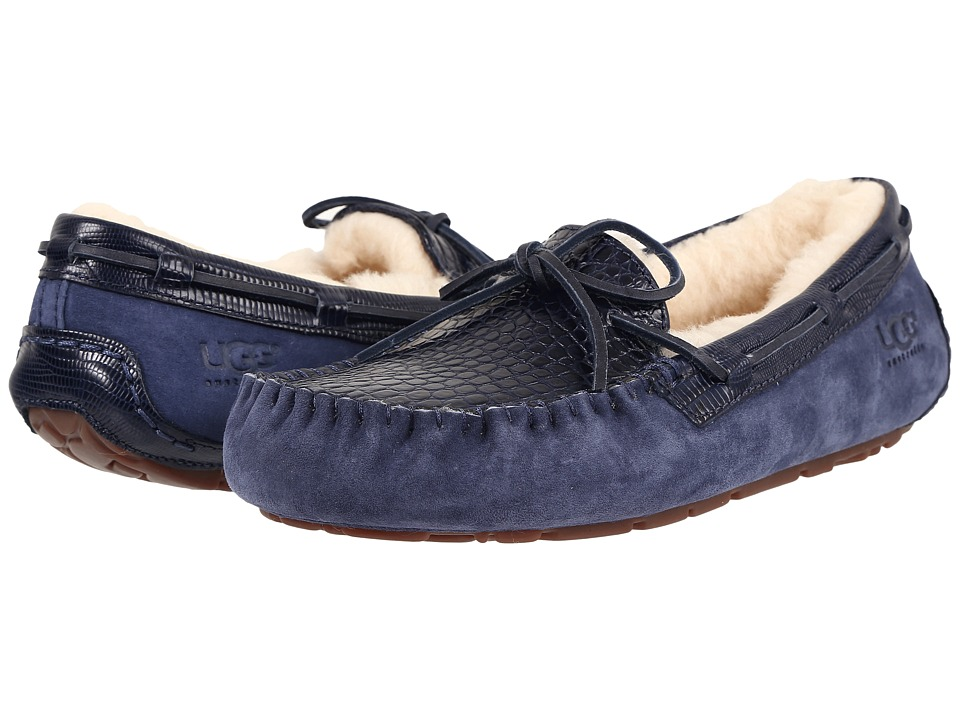 UGG - Dakota Croco (Navy) Women