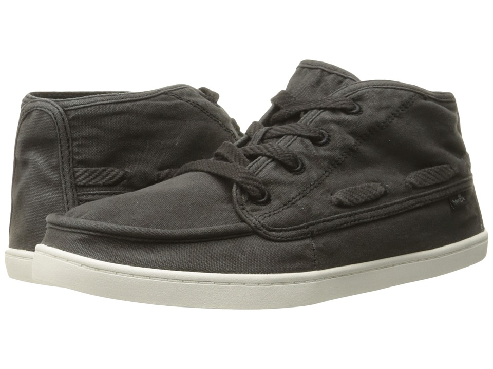 Sanuk - Vee K Shawn (Washed Black) Women