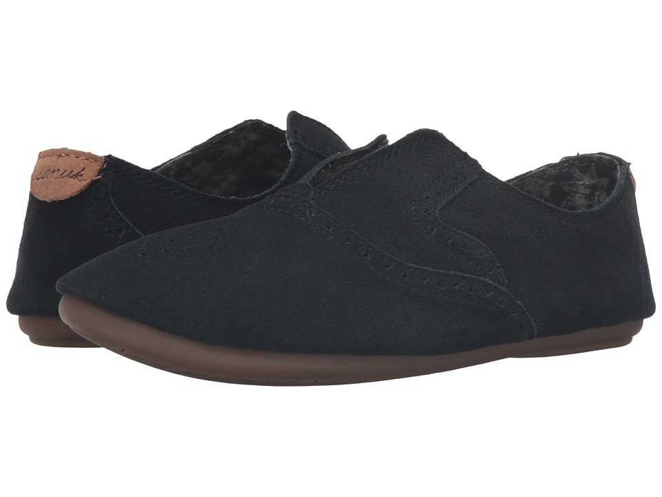 Sanuk - Adaline (Washed Black) Women