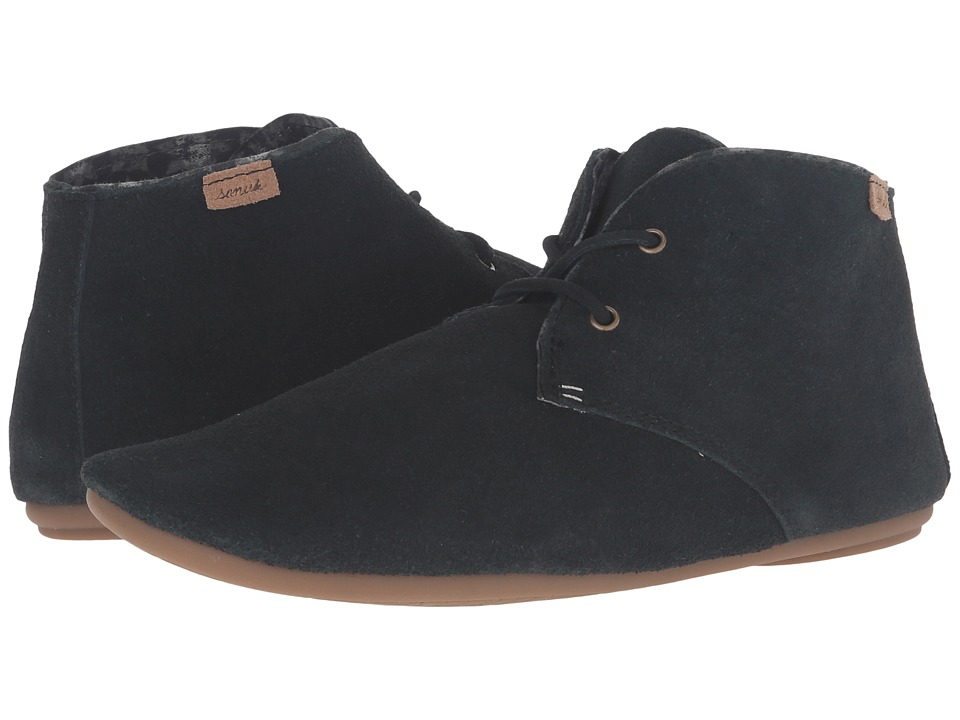 Sanuk - Ivana Chukka (Washed Black) Women
