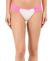 Hanky Panky - Heather Fashion Low Rise Diamond Thong
