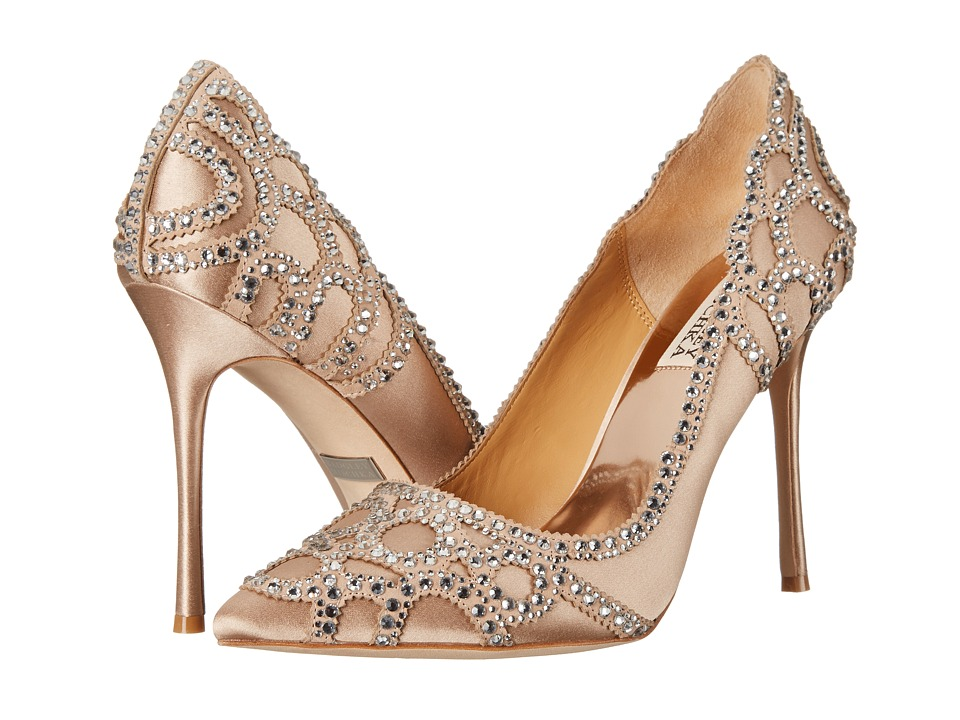 Badgley Mischka - Rouge (Latte) High Heels