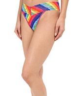 Hanky Panky - Rainbow Stripe Original Rise Thong