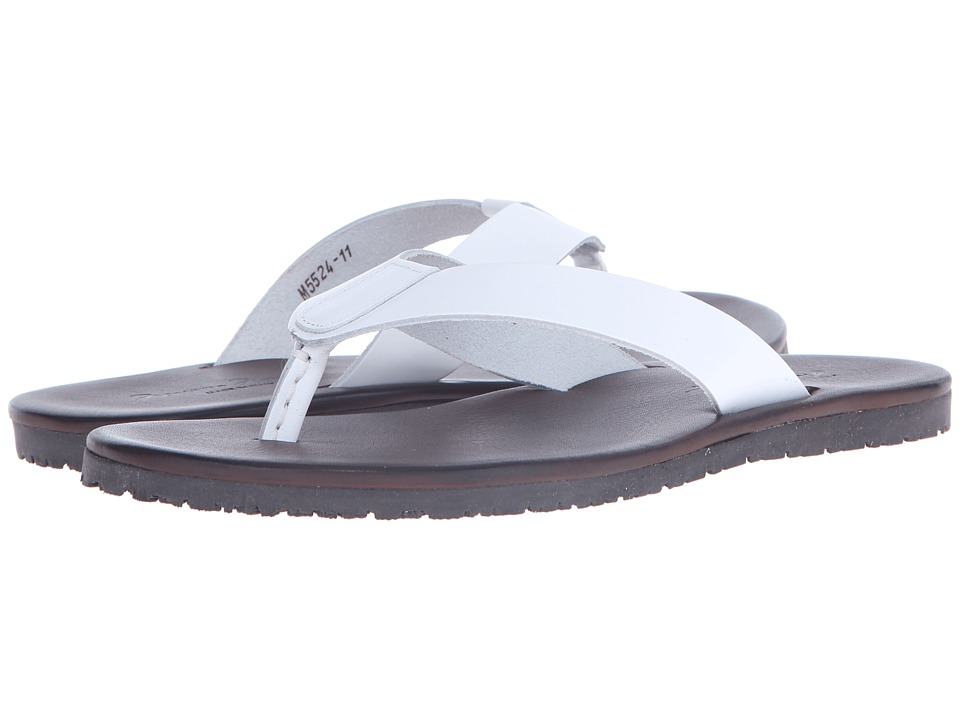 Massimo Matteo - Leather Thong Sandal