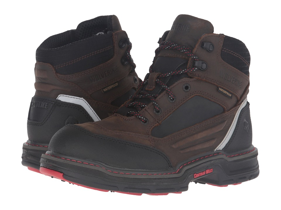 Wolverine Overman (Brown/Black) Men