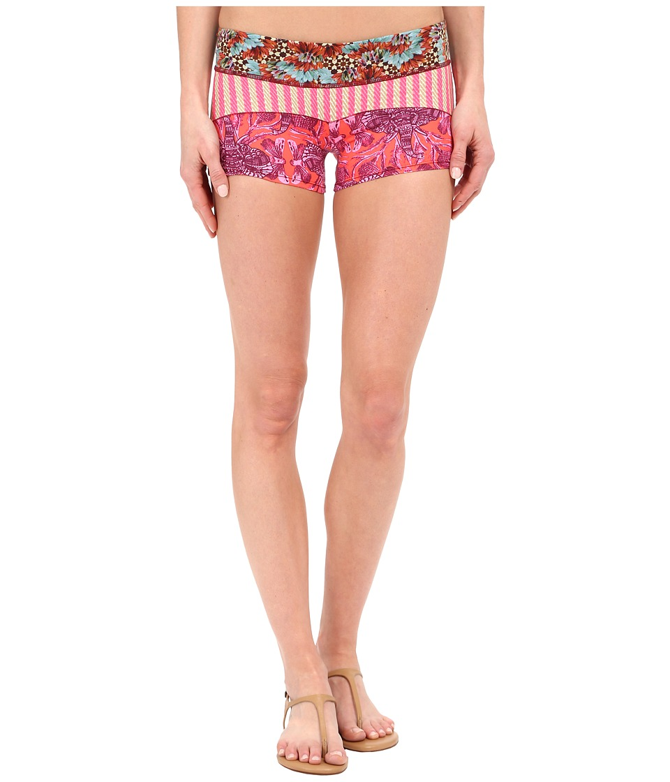 Maaji Bourbon Strawberry Shorts Cover Up Multi Womens Swimwear