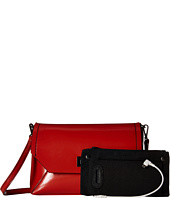 Mighty Purse - Micro Fibre Charging Mila X-Body Bag