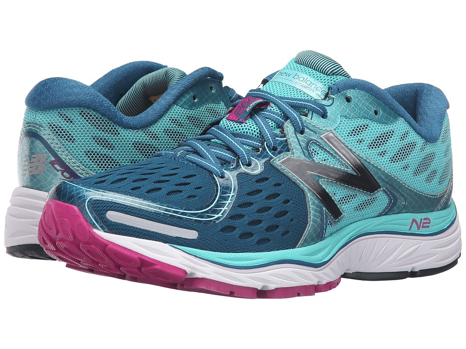 New Balance 1260v6 (Castaway/Aquarius) Women