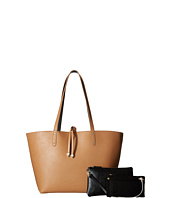 Mighty Purse - Vegan Leather Charging Reversible Tote