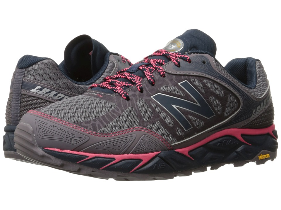 New Balance Leadville v3 (Grey/Pink) Women's Running Shoes