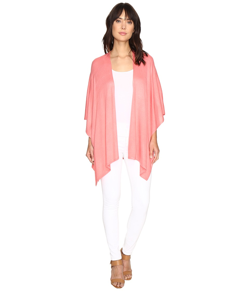 Echo Design Everyday Luxe Ruana (Pink Guava) Women