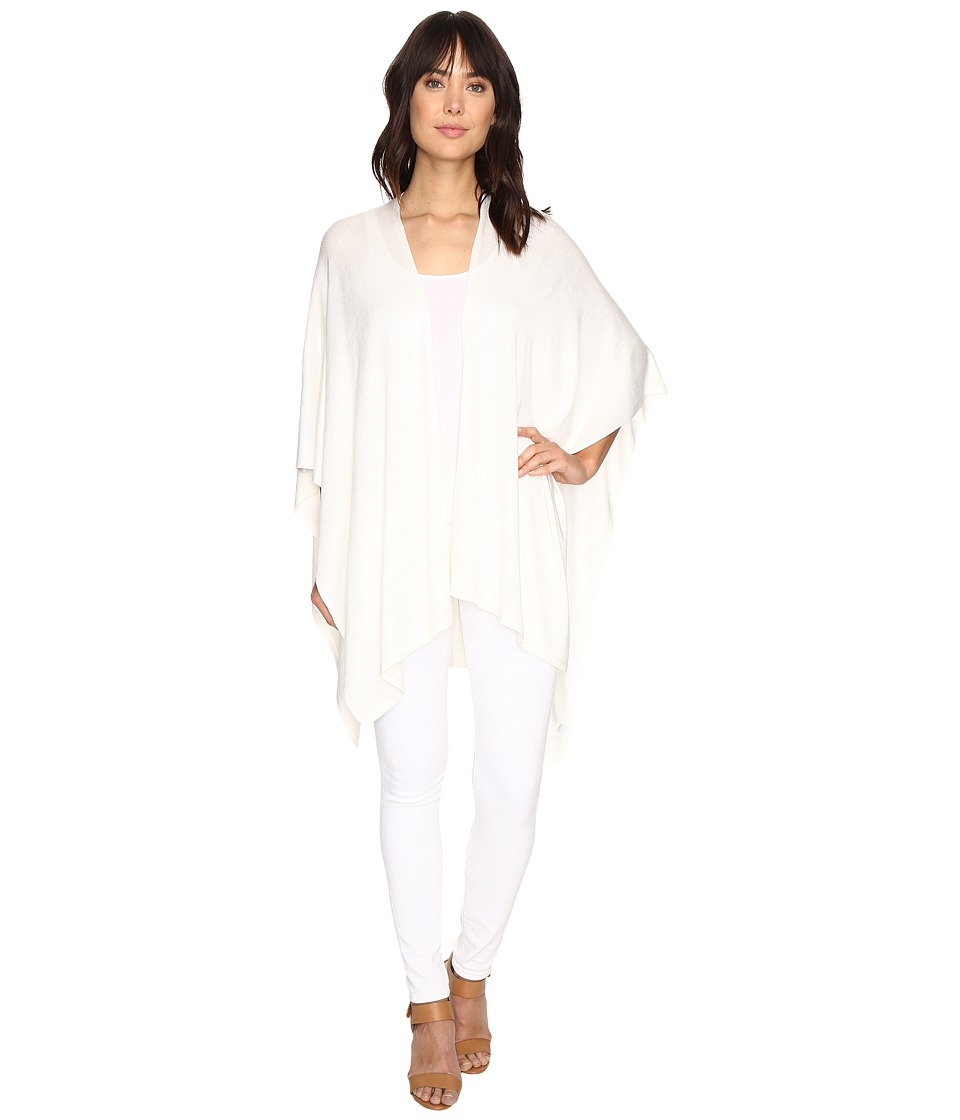 Echo Design Everyday Luxe Ruana (White) Women