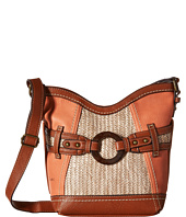 b.o.c. - Nayarit Straw Tulip Crossbody