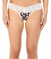 Hanky Panky - Night Lily Low Rise Thong