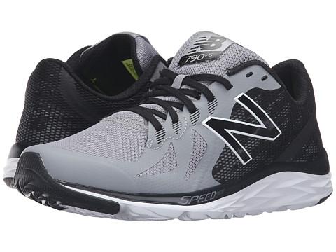 New Balance 790v6 - Steel/Black