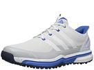 adidas Golf Adipower Sport Boost 2 (Ftwr White/Clear Grey/Ray Blue)