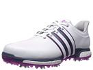 adidas Golf Tour 360 Boost (Ftwr White/Flash Pink/Mineral Blue)
