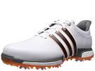 adidas Golf Tour 360 Boost (Ftwr White/Core Black/Unity Orange)