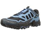 Image of SALEWA - Ultra Train GTX (Black/Blue) Women's Shoes