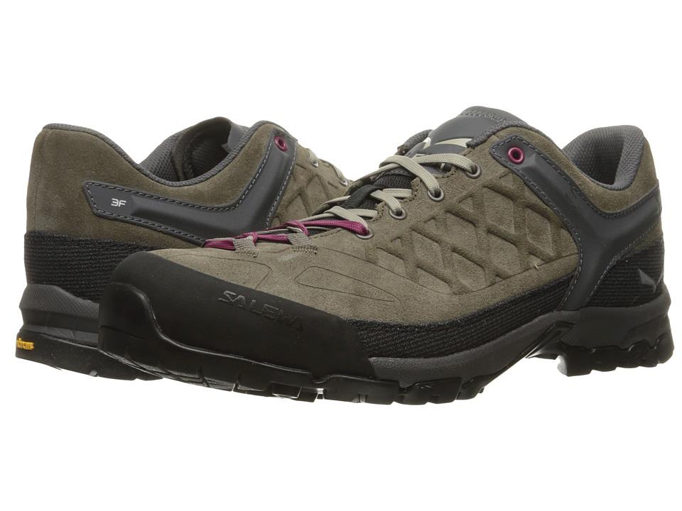 SALEWA Trektail (Falcon/Red Onion) Women's Shoes